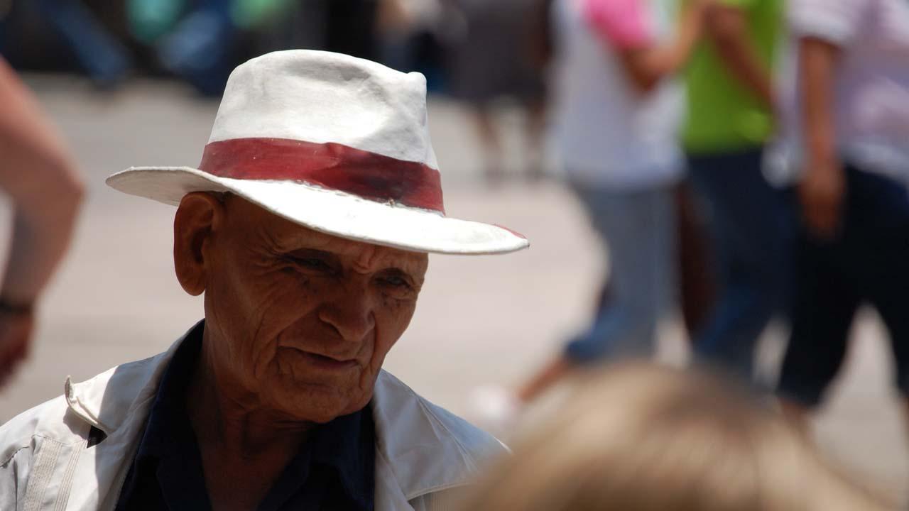 Zaparcia u osób w podeszłym wieku