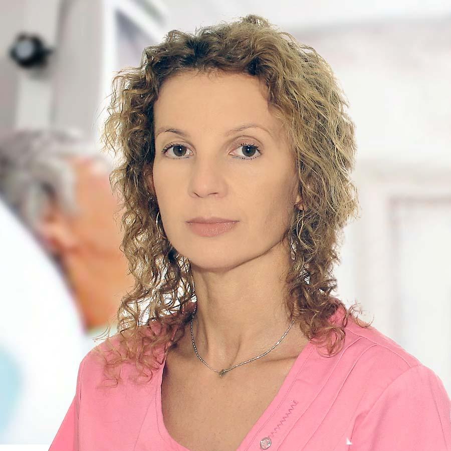 Dorota Mielcarek - Lekarz specjalista geriatra i internista. Przychodnia we Wrocławiu. Centrum Medyczne PRZYJAŹNI