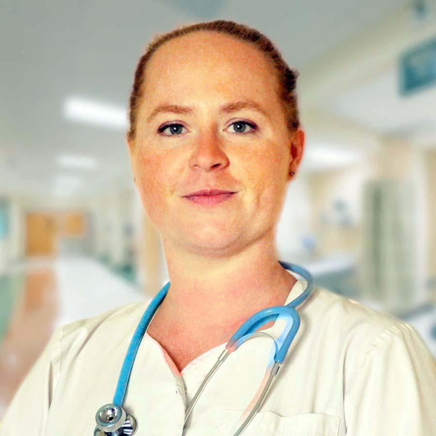 Dorota Zielińska - Lekarz specjalista chorób wewnętrznych (internista). Przychodnia we Wrocławiu. Centrum Medyczne PRZYJAŹNI