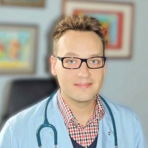 Gerard Pasternak - lekarz pediatra, Wrocław. Przychodnia we Wrocławiu. Centrum Medyczne PRZYJAŹNI