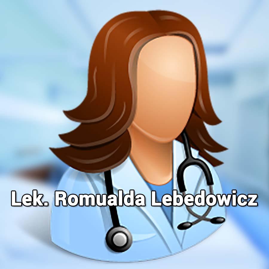 Romualda Lebedowicz. Lekarz specjalista onkolog. Onkolog Wrocław. Przychodnia we Wrocławiu. Przychodnia we Wrocławiu. Centrum Medyczne PRZYJAŹNI