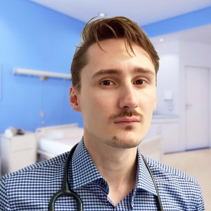 Lek. Leopold Rehan. Lekarz internista Wrocław. Przychodnia we Wrocławiu. Centrum Medyczne PRZYJAŹNI