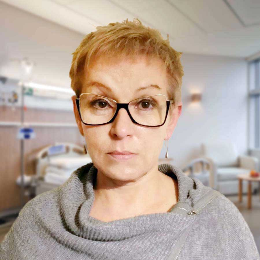 Dr n. med. Elwira Metner. Kardiolog Wrocław. Przychodnia Wrocław. Centrum Medyczne PRZYJAŹNI
