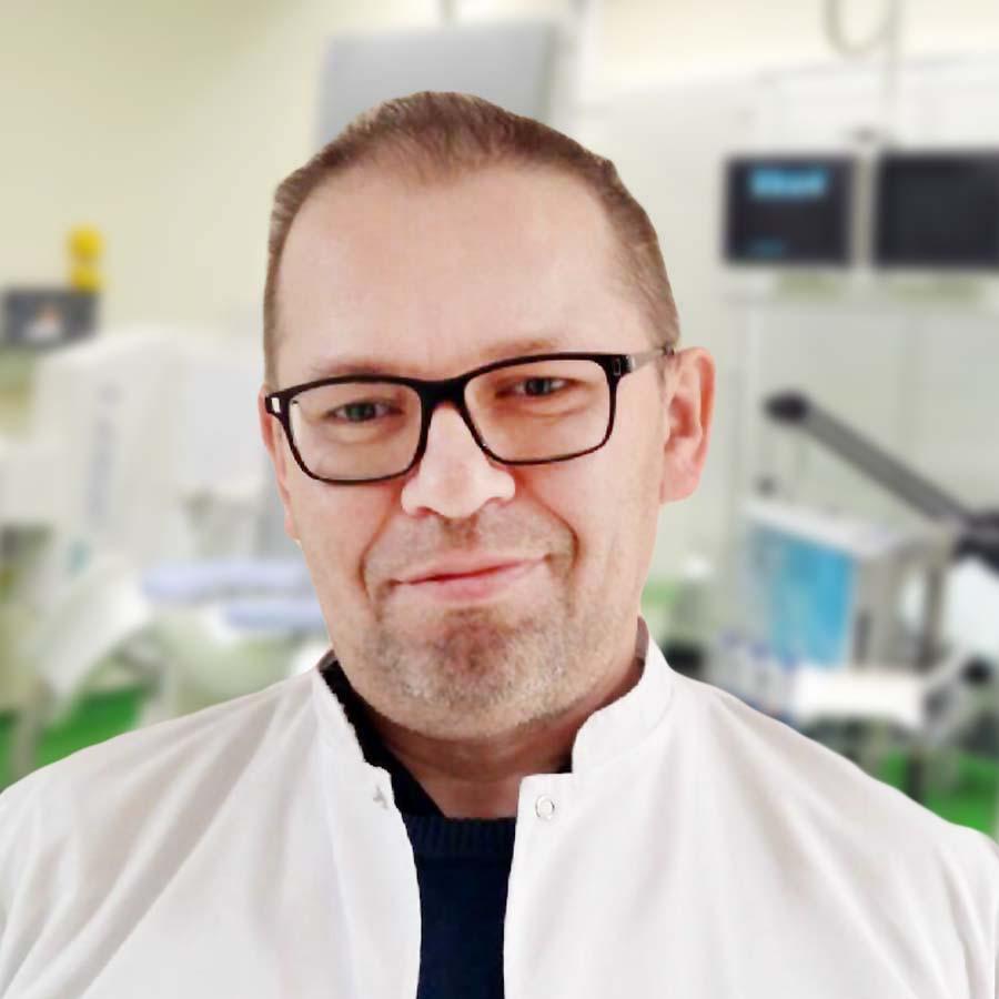 Dr n. med. Piotr Siekanowicz. Urolog dziecięcy Wrocław. Chirurg Dziecięcy Wrocław. Lekarz Wrocław. Przychodnia Wrocław. Centrum Medyczne PRZYJAŹNI