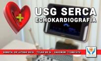 USG serca – echokardiografia