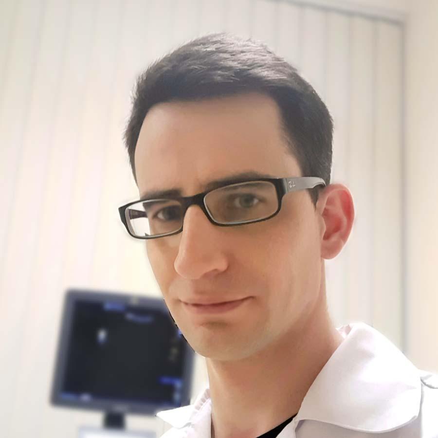 Marek Janicki. Radiolog Wrocław. USG Wrocław. Przychodnia Wrocław. Centrum Medyczne PRZYJAŹNI