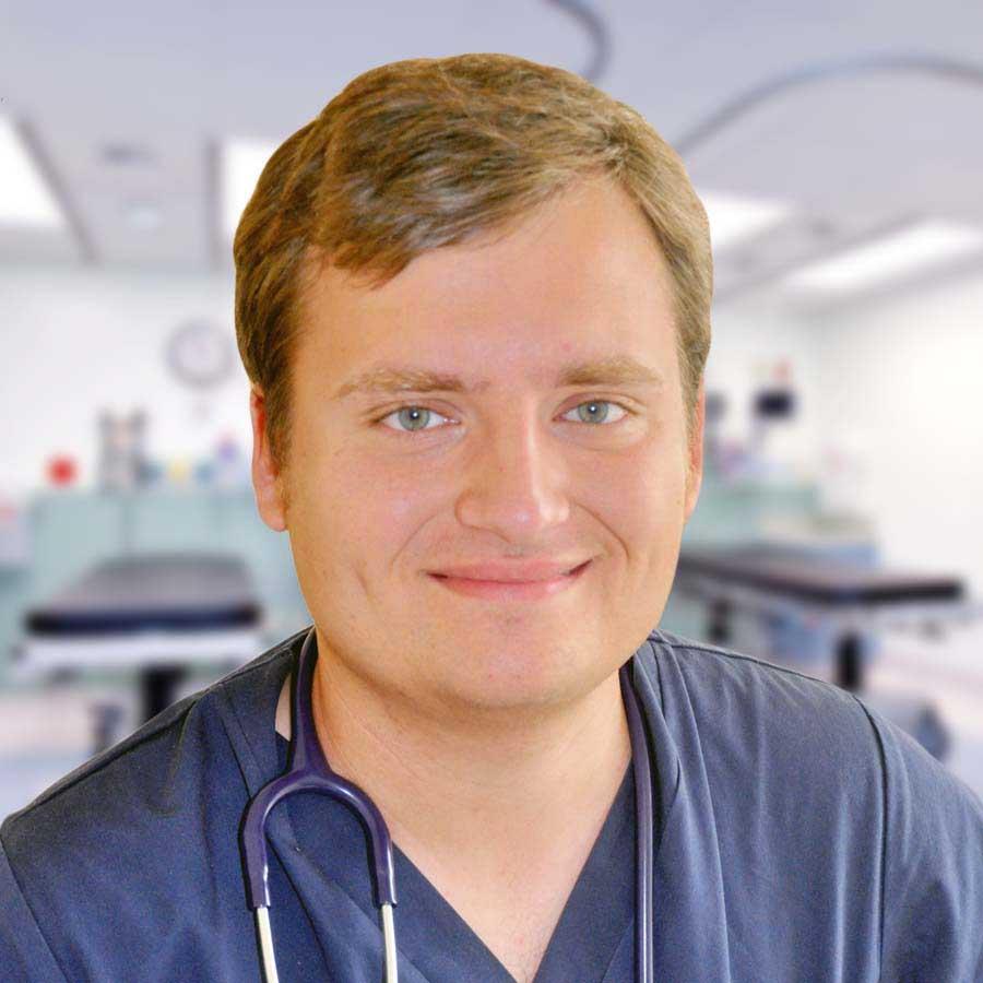 Lek. Paweł Stępniewski. Internista Wrocław: reumatologia i angiologia oraz badania USG
