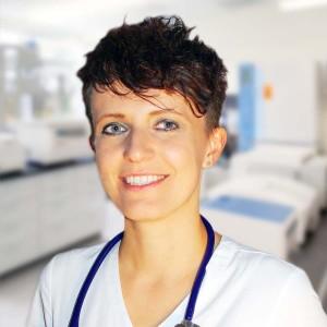 Lek. Marta Kucharska - lekarz chorób zakaźnych, hepatolog, Wrocław. Przychodnia Wrocław. Centrum Medyczne PRZYJAŹNI