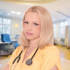 Dr n. med. Izabela Dereń-Wagemann. Hematolog Wrocław. Przychodnia Wrocław. Centrum Medyczne PRZYJAŹNI