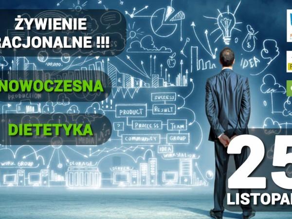 """Prelekcja """"Nowoczesna dietetyka"""". Dawid Dymiinczuk - dietetyk Wrocław. Przychodnia Wrocław. Centrum Medyczne PRZYJAŹNI"""