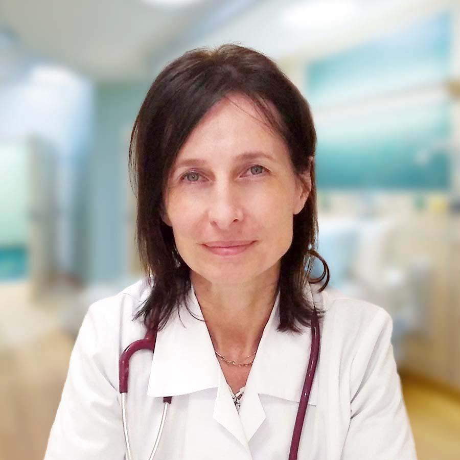 Lek. Małgorzata Szela-Szumielewicz. Internista Wrocław. Przychodnia Wrocław. Centrum Medyczne PRZYJAŹNI