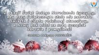 Życzenia Bożonarodzeniowe i Noworoczne