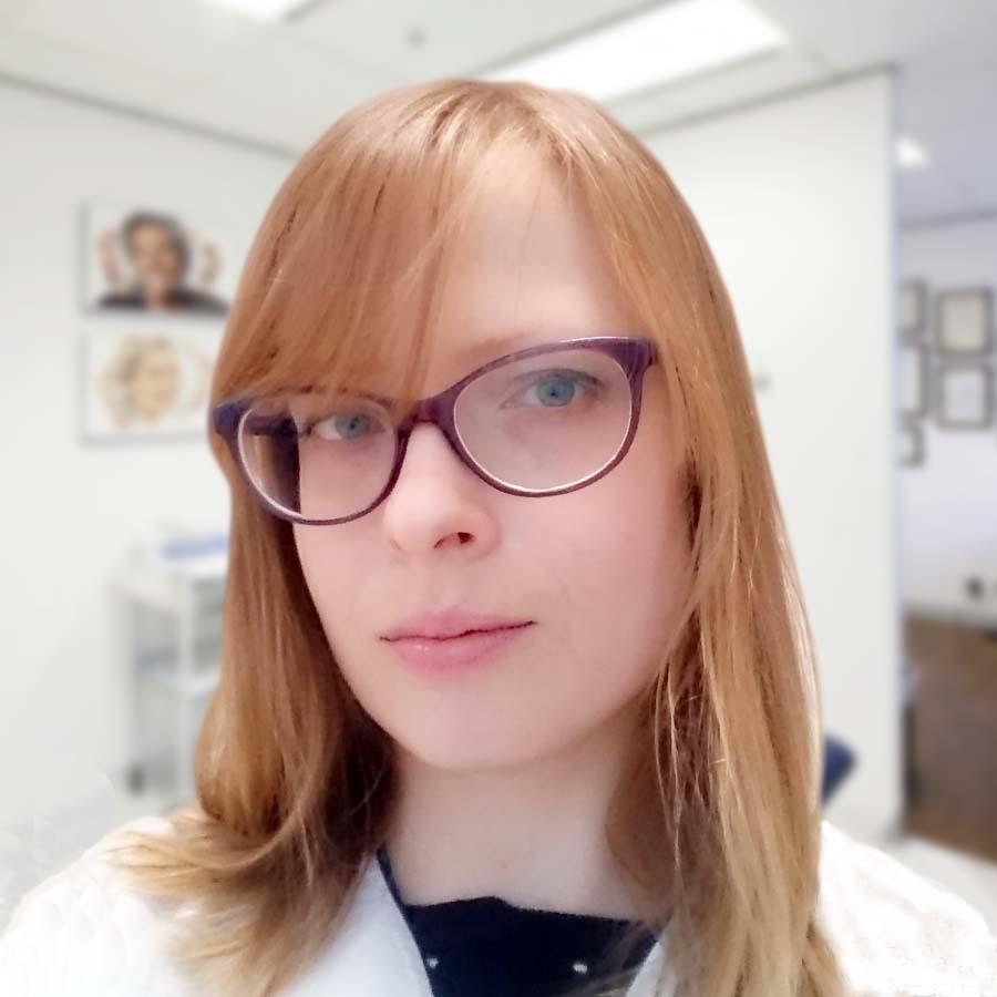 Lek. Karolina Paczyńska-Bukacka. Internista Wrocław. Także porady nefrologiczne i diabetologiczne. Przychodnia Wrocław. Centrum Medyczne PRZYJAŹNI