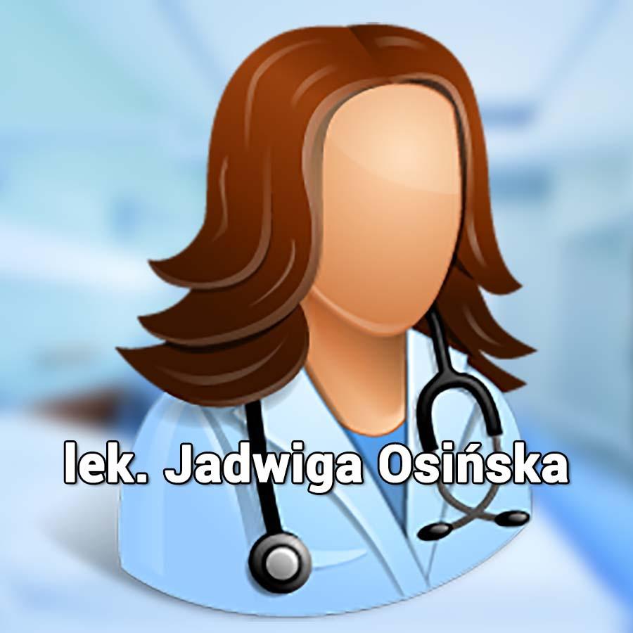 Diabetolog Wrocław. Lek. Jadwiga Osińska. Internista, endokrynolog. Przychodnia Wrocław. Centrum Medyczne PRZYJAŹNI