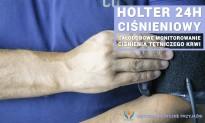 Holter – 24h monitorowanie ciśnienia tętniczego krwi