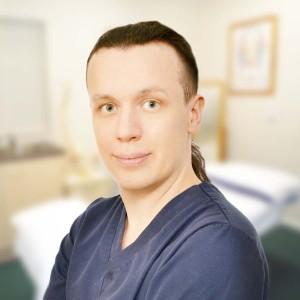 Fizjoterapeuta Wrocław. Mgr Tomasz Rutkowski. Przychodnia Wrocław. Centrum Medyczne PRZYJAŹNI
