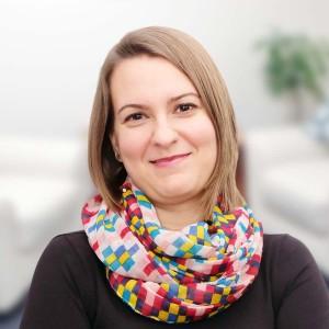 Mgr Martyna Cygoń. Psycholog, psycholog dziecięcy Wrocław, psychoterapeuta Wrocław. Przychodnia Wrocław. Centrum Medyczne PRZYJAŹNI
