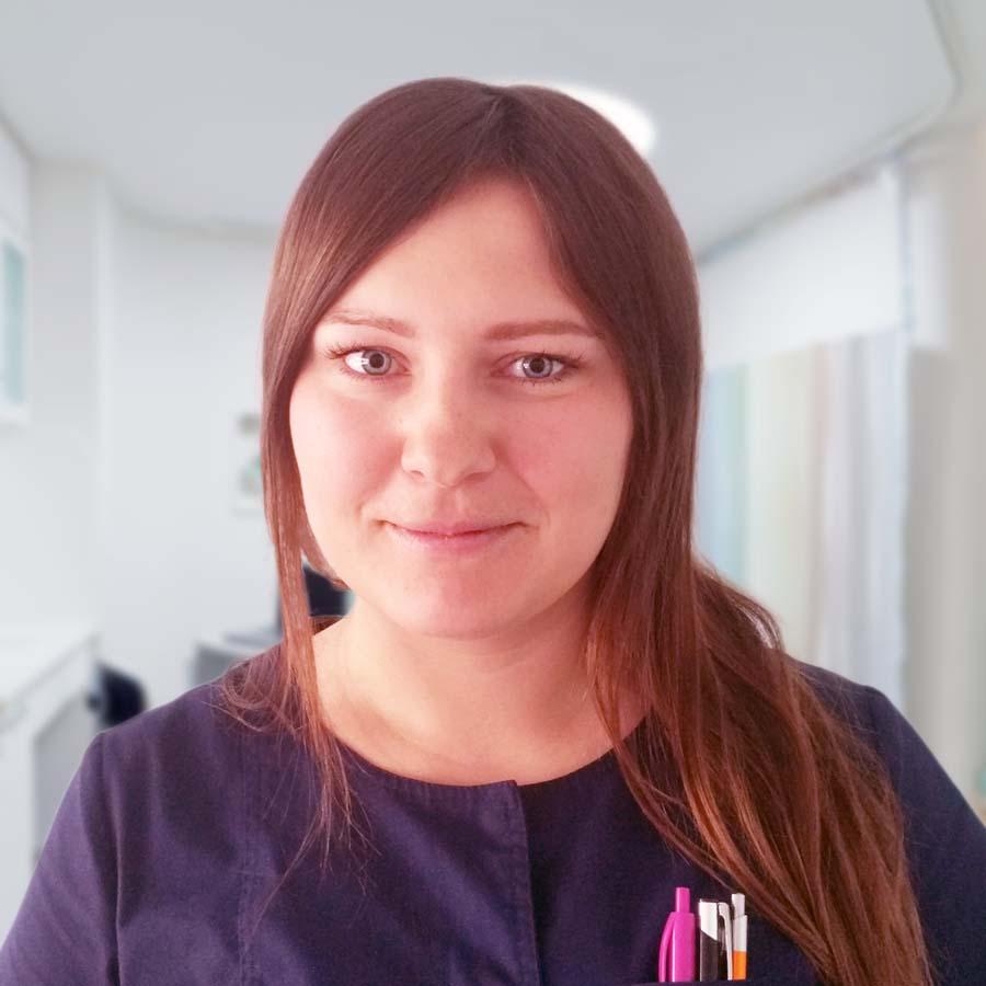Lek. Katarzyna Markowska. Lekarz neurolog Wrocław. Leczenie chorób neurologicznych. Przychodnia we Wrocławiu. Centrum Medyczne PRZYJAŹNI