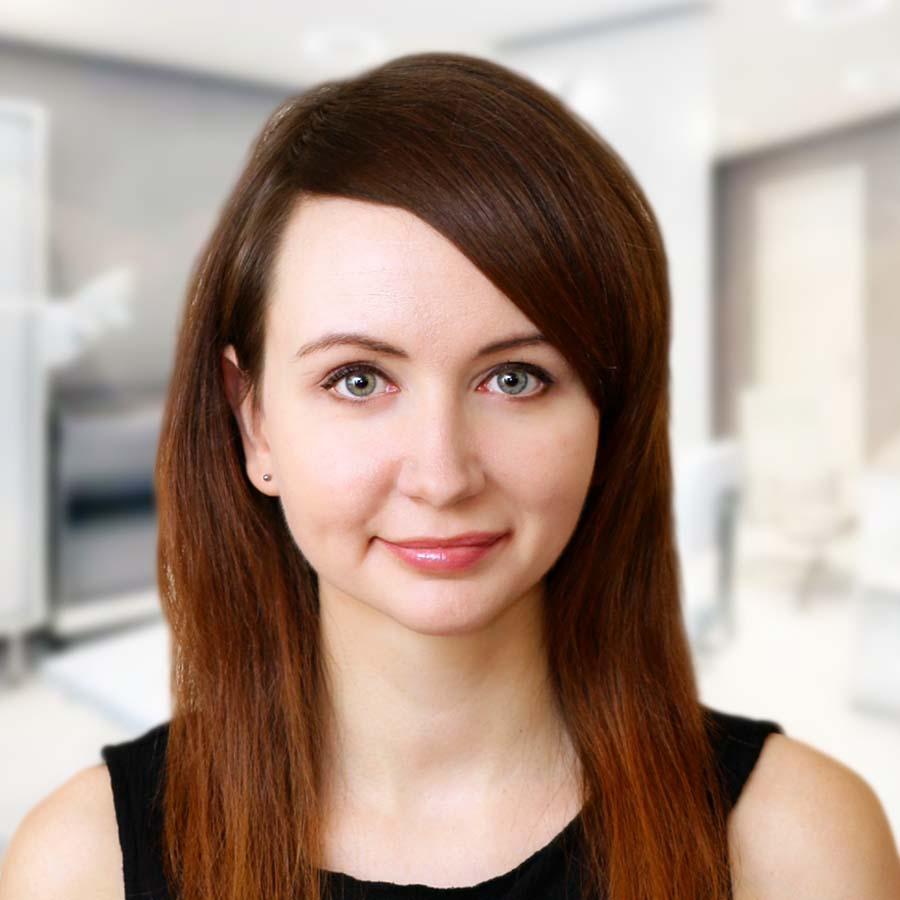 Lek. Agata Kozłowska. Dermatolog Wrocław. Przychodnia Wrocław. Centrum Medyczne PRZYJAŹNI