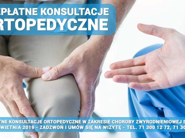 Ortopeda Wrocław: bezpłatne konsultacje, zwyrodnienie stawów. Przychodnia Wrocław. Centrum Medyczne PRZYJAŹNI