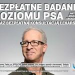 Bezpłatne badanie PSA (prostata) wraz z konsultacją lekarską. Przychodnia we Wrocławiu. Centrum Medyczne PRZYJAŹNI