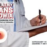 Bezpłatny bilans zdrowia dla osób dorosłych wraz konsultacją lekarską. Przychodnia we Wrocławiu. Centrum Medyczne PRZYJAŹNI