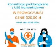 USG Transrektalne